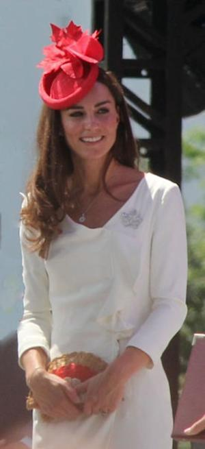 2012 Diamond Jubilee Tour: Duchess Catherine's Fashions Around Malaysia