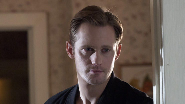 Eric Northman (Alexander Skarsgard) on True Blood