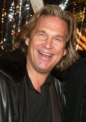 Jeff Bridges at the New York premiere of Revolution's Mona Lisa Smile