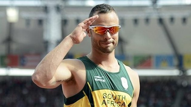 London 2012, Oscar Pistorius (Reuters)