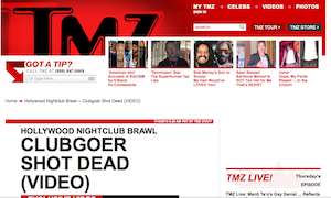 TMZ Edits Graphic Video of Teen's Murder as Advertisers Bail