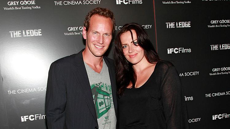 The Ledge NY Screening 2011 Patrick Wilson