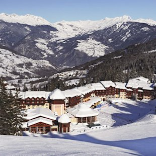 Springtime skiing at Club Med Valmorel