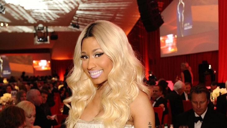 Chopard At 21st Annual Elton John AIDS Foundation Academy Awards Viewing Party: Nicki Minaj