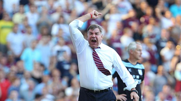 Sam Allardyce wants his fringe players to impress him in the Capital One Cup