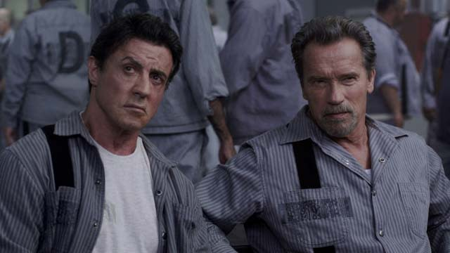 'Escape Plan' Clip: The Tomb