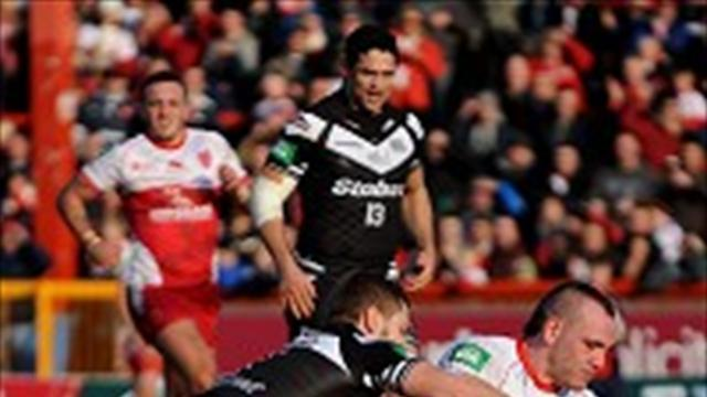 Rugby League - Ferguson returns to Giants