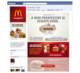 5 Ways to Use Your Business's Facebook Page More Effectively image mcdonalds 1