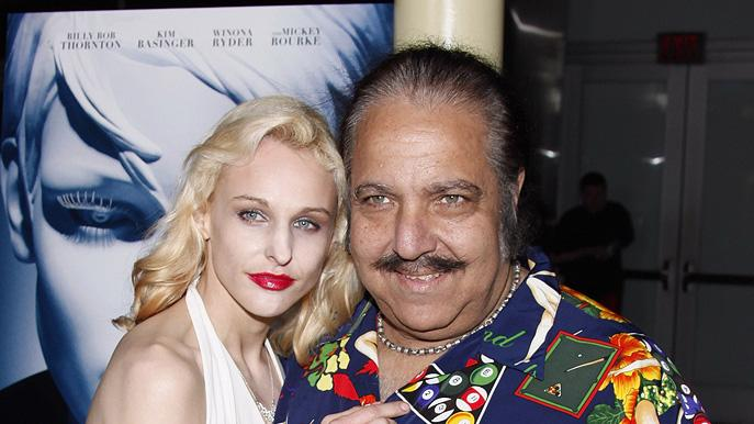 The Informers 2009 LA Premiere Ron Jeremy