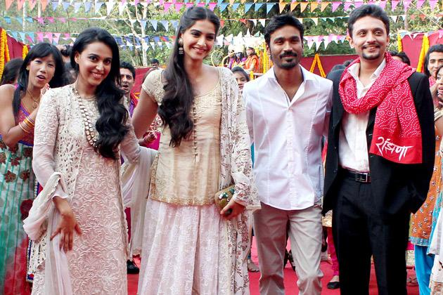 Sonam wants a man like Dhanush