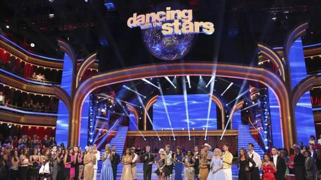 The Season 17 cast of 'Dancing with the Stars' -- ABC