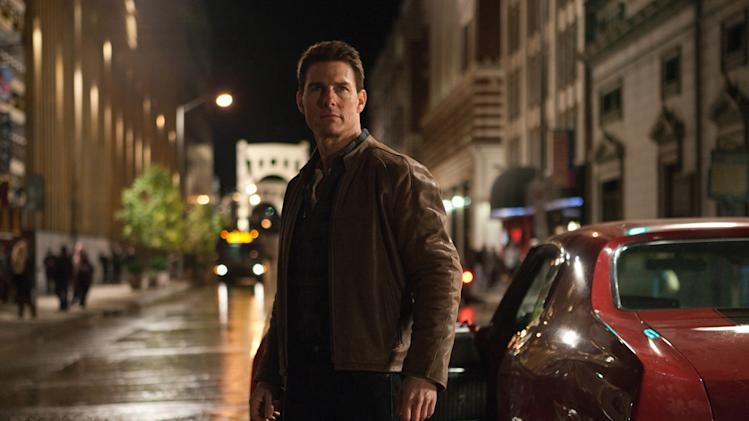 Jack Reacher Stills