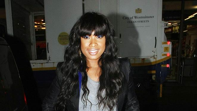Jennifer Hudson Mayfair Hotel