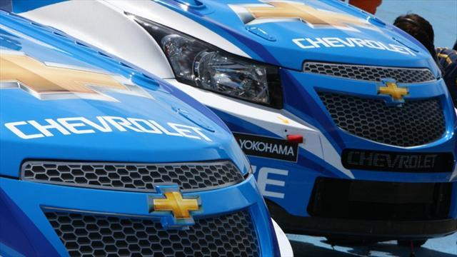 WTCC - Muller pleased with RML Cruze despite limited running