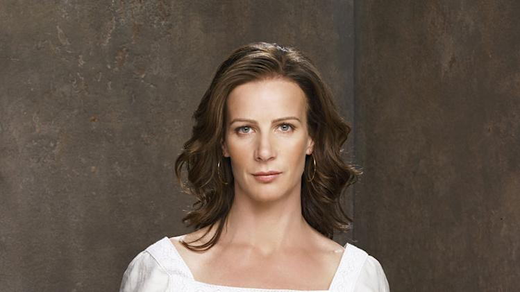 Rachel Griffiths as Sarah Whedon on Brothers & Sisters.