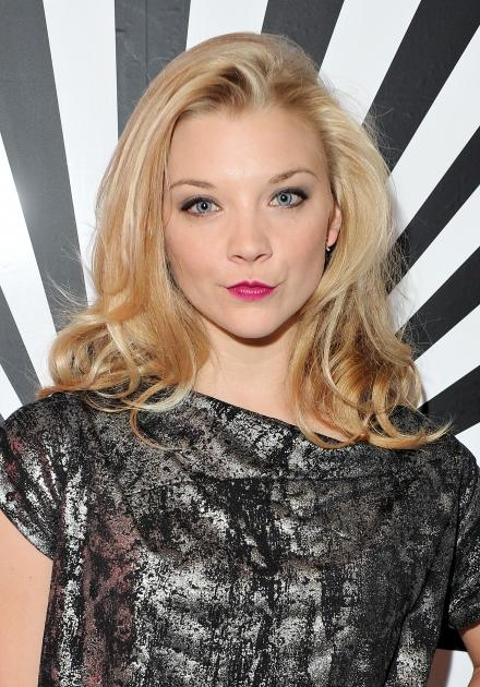 'Game of Thrones' star Natalie Dormer attends a private dinner hosted by Jimmy Choo and W Magazine in honour of artist Rob Pruitt at 35 Belgrave Square, London, on October 11, 2012 -- Getty Images