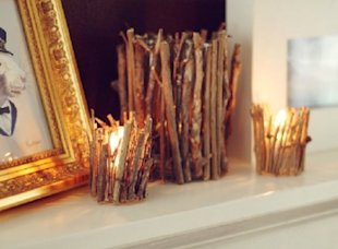 5 Ways to Decorate with Tree Branches