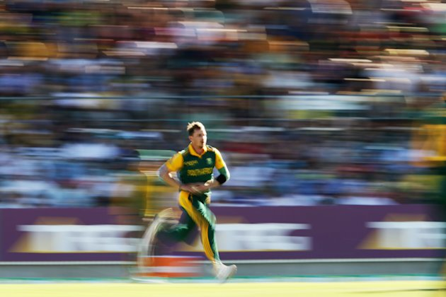 The Steyn express is on a collision course with India.