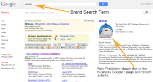Google Plus SEO: The Business Benefits image implementing google relpublisher html mark up