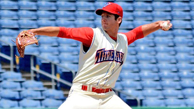 Matt Imhof, a second-round draft pick by the Phillies in 2014, had surgery to repair injuries suffered when workout equipment malfunctioned.