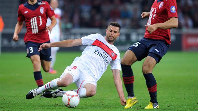 Ligue 1 - Motta returns for weakened PSG