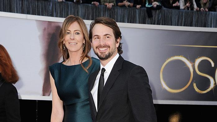 85th Annual Academy Awards - Arrivals: Kathryn Bigelow and Mark Boal