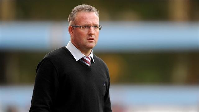 Premier League - Lambert expects atmospheric derby