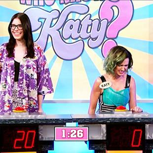 Katy Perry Fails Her Own Trivia