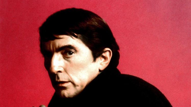 Barnabas Collins (Jonathan Frid) on Dark Shadows