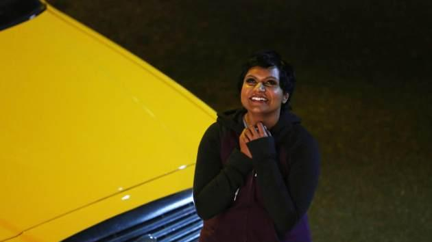 Mindy Kaling as Mindy in 'The Mindy Project' -- FOX