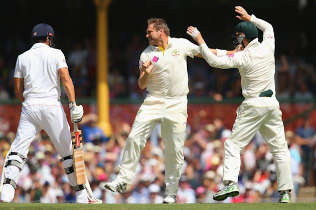 Australia v England - Fifth Test: Day 2