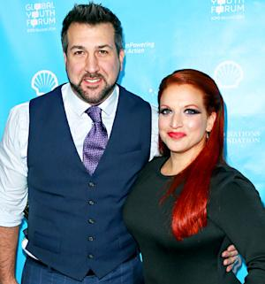 Joey Fatone Denies Divorce Rumors: I'm Still Married to Wife of 10 Years