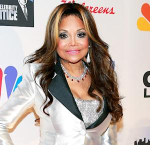 La Toya Jackson Marries Longtime Friend and Business Partner Jeffre Phillips