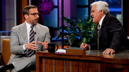 Steve Carell On Graham Norton Fly Incident