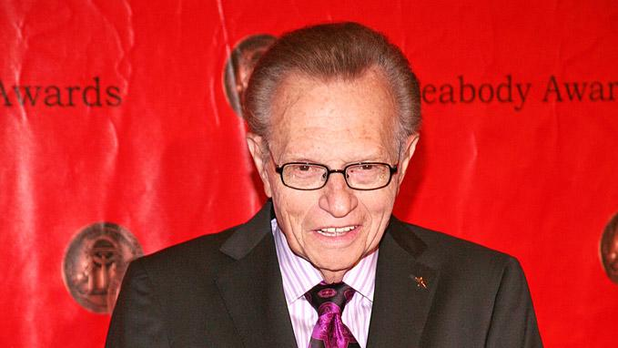 Larry King th Annual Peabody Awards