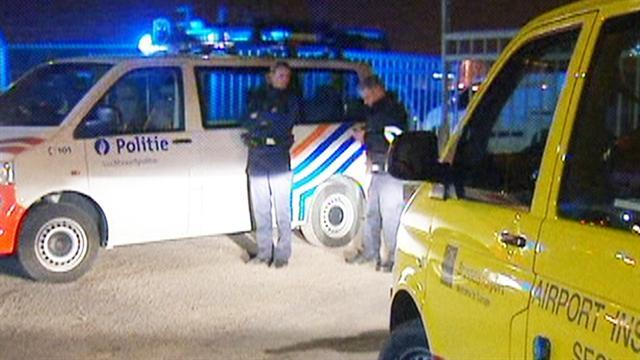 Multi-million dollar diamond heist at Brussels airport