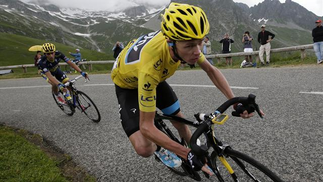 Cycling - Tour champion Froome cleared of parasitic disease
