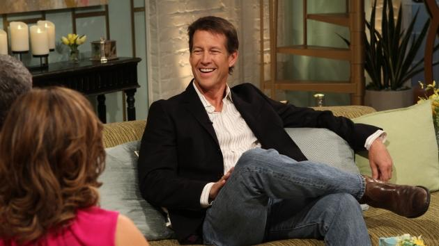 James Denton visits Access Hollywood Live on May 14, 2012 -- Access Hollywood