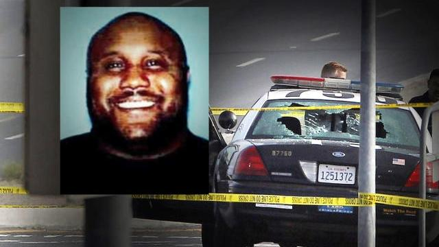 Manhunt for ex-LAPD officer continues