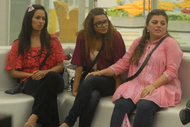 Bigg Boss 6: Aashka in tears