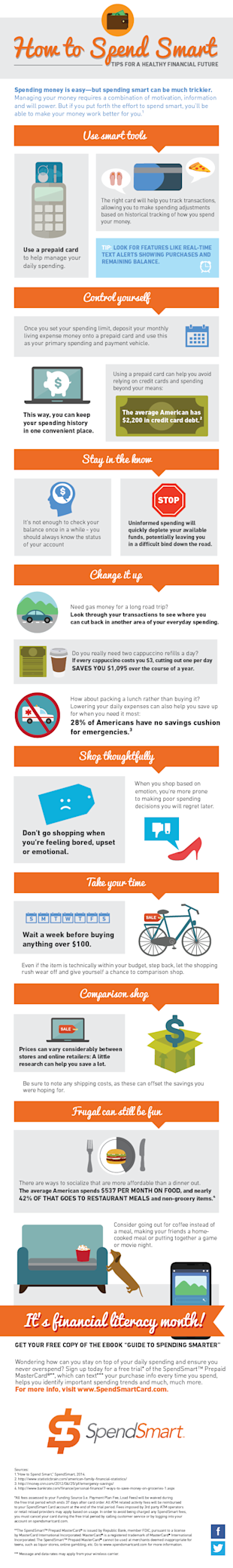7 Financial Tips to Help You Save Smart and Spend Wisely image spendsmart flm infographic 6a8a87d32c81d837bf9196c3abfa2a5b