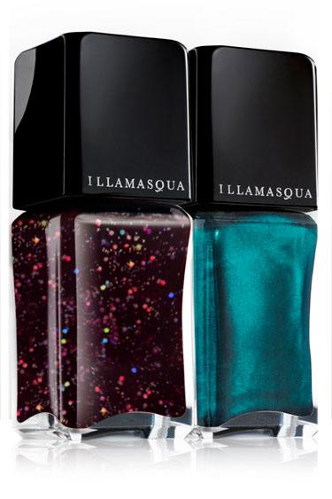 Illamasqua Nail Varnish Duo in Bright