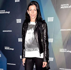 PIC: Skinny Liberty Ross Wears Sexy Leather Pants to L.A. Concert