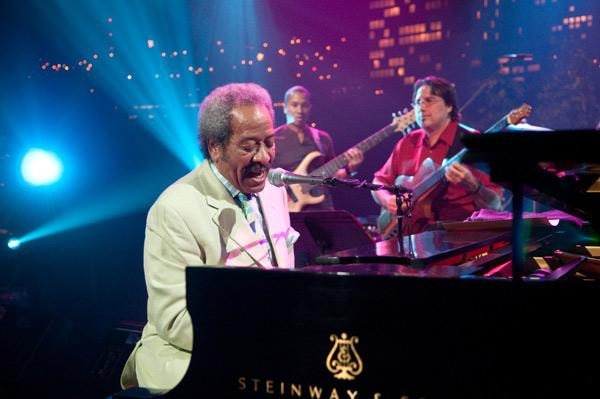 "Legendary New Orleans songwriter Allen Toussaint hits the stage on ""Austin City Limits."""