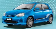 Toyota Kirloskar Motor (TKM) today launched the Liva TRD Sportivo, Limited Edition, which marks the First Anniversary of Etios Liva