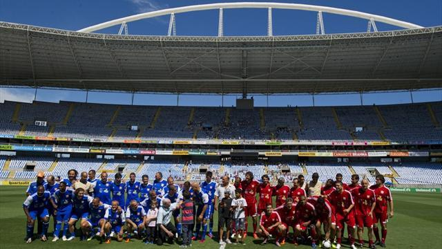 Olympic Games - Rio 2016 stadium stadium shut indefinitely