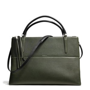 Pebbled Borough bag from Coach