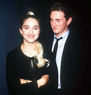 "Sean Penn on Ex-Wife Madonna: ""She's So Hot!"""
