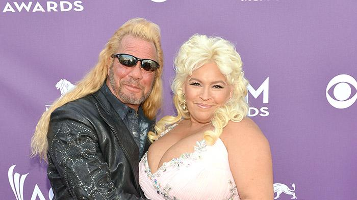 Duane Chapman and Beth Smith