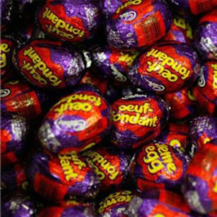 It's Cadbury Creme Egg season again!